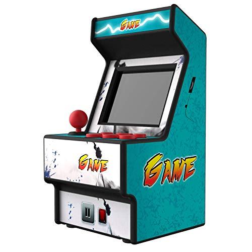 Mini retro game machine,156 classic games,handheld electronic toy,best gift...