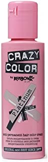 Crazy Color Platinum Nº 28 Crema Colorante del Cabello Semi-permanente 100ml