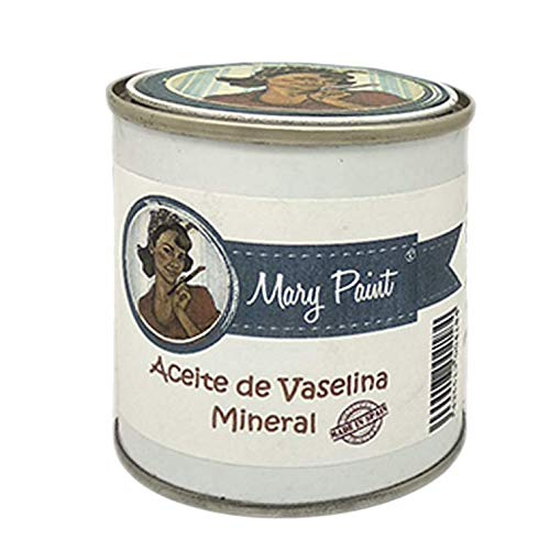 Mary Paint | Aceite de Vaselina 250ml