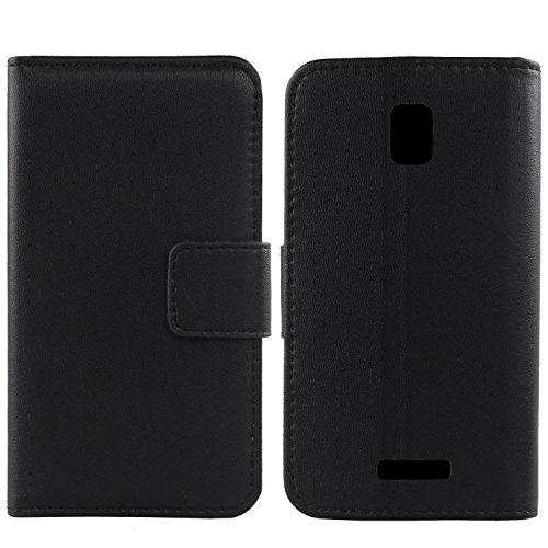 Gukas Echt Leder Tasche Für Alcatel One Touch Pop Star 5070D 4G 5