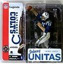 McFarlane Sportspicks: NFL Legends Series 1  Johnny Unitas Action Figure