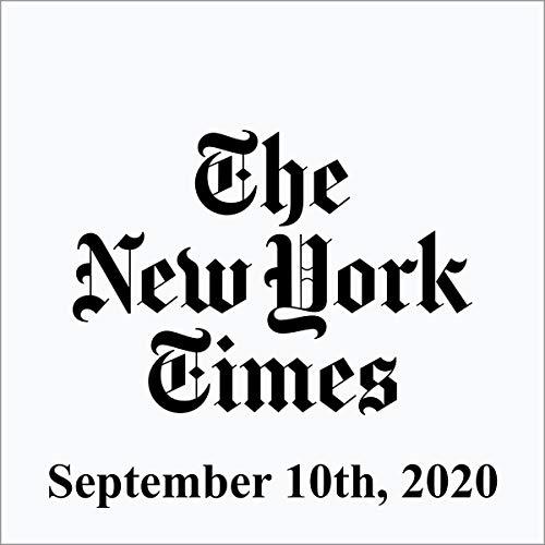 September 10, 2020 cover art