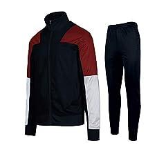 Diadora FZ Cuff Suit Core 102.175102 - Mono con Cremallera para ...