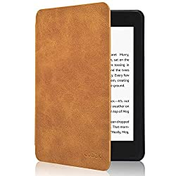 cheap The CoBak Kindle Paperwhite is a brand new intelligent PU leather case with automatic wakeup sleep …