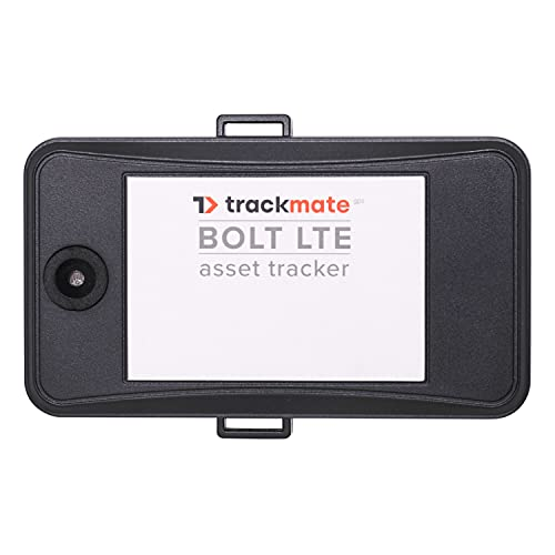 TrackmateGPS BOLT LTE 4G Waterproof Magnet Mount GPS Tracker, Assets, Equipment, Trailers, Chassis, Containers, Campers. Up to 3 Year Battery Life. Plans from 9.99/m. No contract. US customer service.