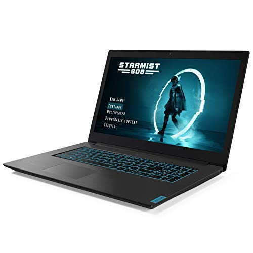 Lenovo IdeaPad L340-17IRH Ordinateur Portable Gaming 17.3'' Full HD Noir (Intel Core i5, RAM 8Go, SSD 512Go, NVIDIA GeForce GTX 1650, Windows 10) - Clavier AZERTY (français)