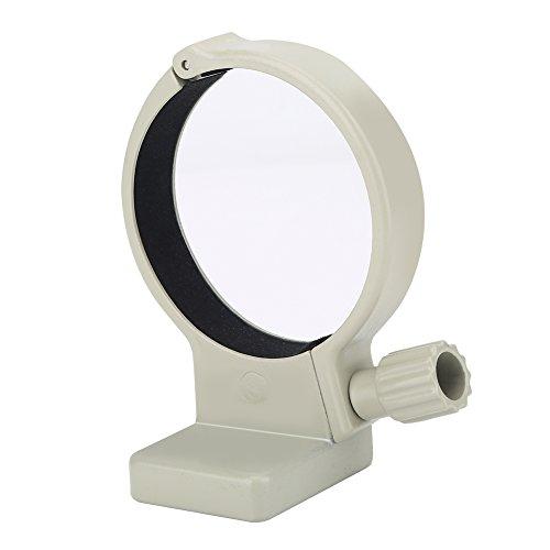 Richer-R Stativschelle für Canon, Aluminium Tripod Mount Ring Objektiv Stativ Ring,Tragbar Stativgewinde Anlaufring für Canon 70-200mm f4 / 4L is USM/EF 300mm f4 / 4L USM/EF