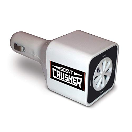 Scent Crusher Ozone Go Plug in Vehicle Air Cleaner