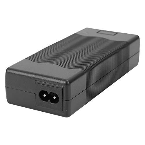 Cargador de batería, Cargador de Scooter eléctrico, 42V 2A para Amantes de los Scooters Profesionales(European Standard (25A, 220V·))