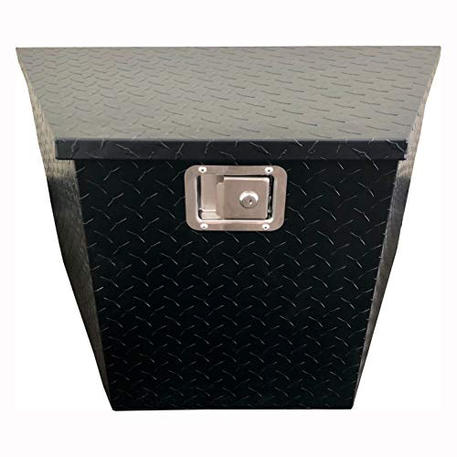 MAXXHAUL 50218 Aluminum A-Frame Trailer Tongue Box