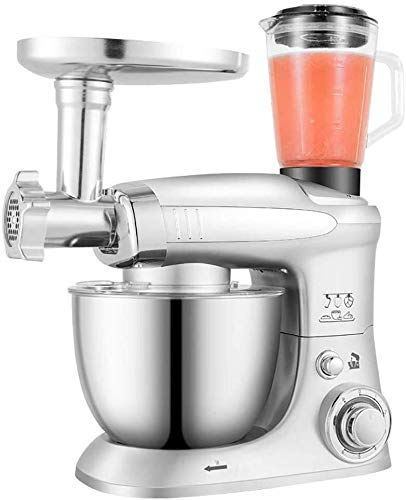 Best Bargain G-Stand Mixers For Kitchen Automatic Multi-functional Stand Mixer Tilt-Head 4L Chef Mac...