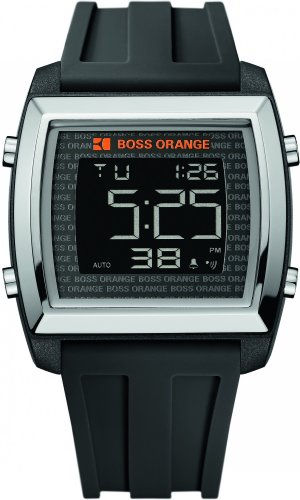 Boss Orange Herren-Armbanduhr Digital Plastik 1512611