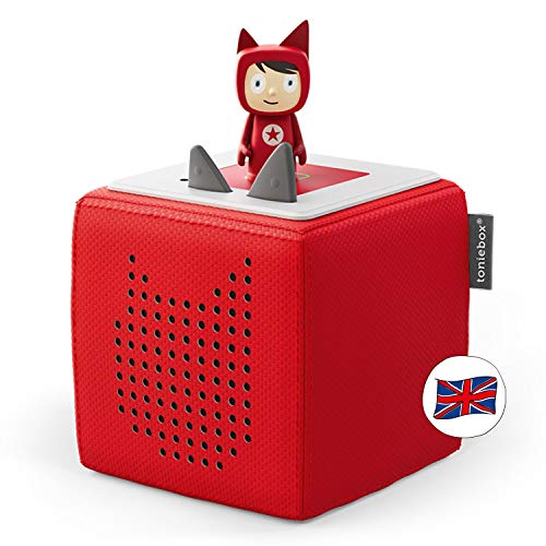 tonies Toniebox Starter Set incl 1 Creative Character, Audio and Music...