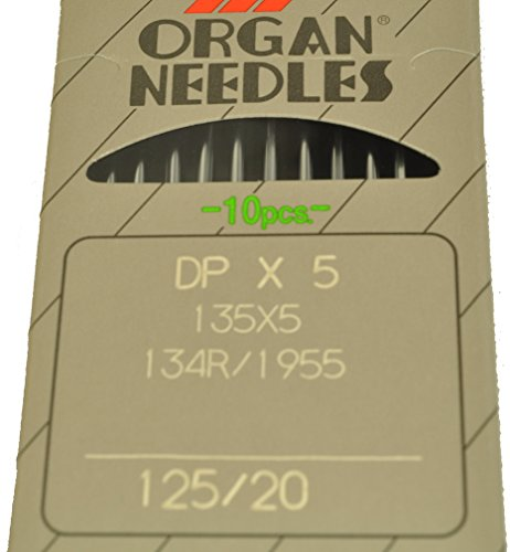 Review Of Organ Industrial Sewing Machine Needle Size 20