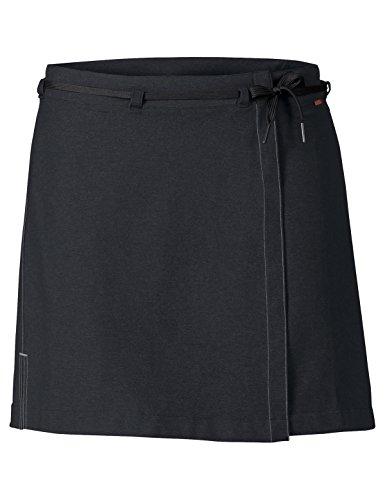 VAUDE Damen Women's Tremalzo Skirt II Kleid-Rock, Black, 34