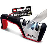 Mueller Original Premium Knife Sharpener, Heavy...
