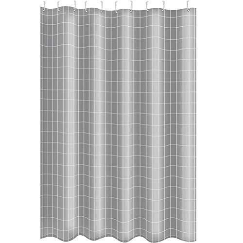 cortinas de baño de tela impermeable