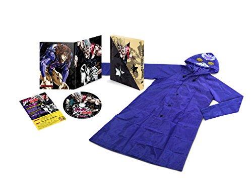 ジョジョの奇妙な冒険スターダストクルセイダース エジプト編 Vol.5 (レインコート付)(初回生産限定版) [Blu-ray]