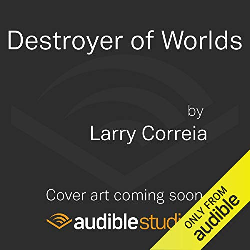 Destroyer of Worlds  By  cover art