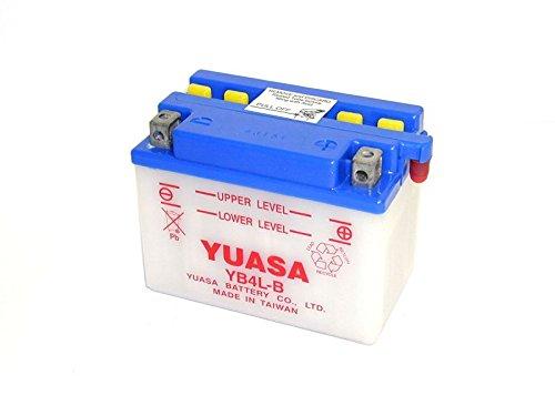YUASA-Batterie YAMAHA 50ccm Aerox R Baujahr 2009-2012 (YB4L-B)
