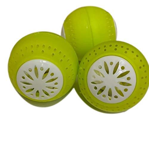 6 bolas de nevera ecológicas que eliminan el olor y elimina el olor de la cocina fresca que elimina el olor de los alimentos