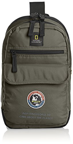 NATIONAL GEOGRAPHIC Shoulder Bags National geographic Explorer Sling Khaki One Size