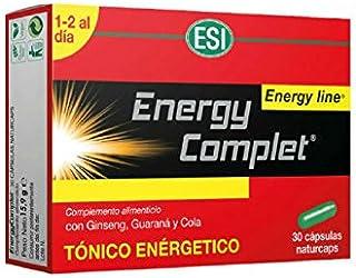 ESI Energy Complet Complemento Alimenticio - 30 Cápsulas