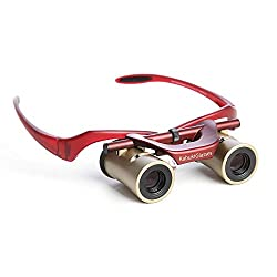 hands-free opera glasses theater binocular