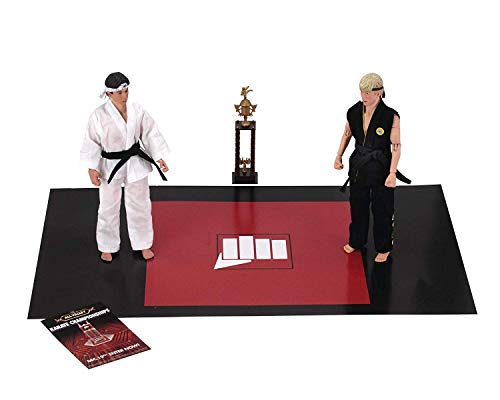 Neca The Karate Kinder 1984: Bekleidet Aktion Figuren Turnier 2er Packung