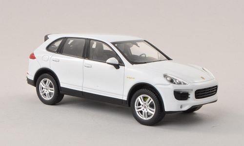 Unbekannt Porsche Cayenne S e-hybrid (92A), Weiss , 2014, Modellauto, Fertigmodell, Minichamps 1:43