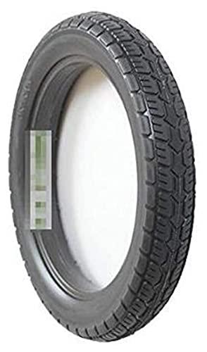 Neumáticos de scooter eléctricos, neumáticos sólidos a prueba de explosiones de 14x2.125, caucho micro-cerrado de alto elástico, antideslizante, resistentes al desgaste, sin mantenimiento Neumáticos d