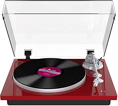 DIGITNOW!Tocadiscos de Vinilo Vintage Portátil de 33 y 45...