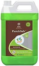 Khadi Essentials Pure&Safe 70% Alcohol Multi Purpose Sanitizer with Neem, Tulsi & Aloe Vera Extracts 2000ml