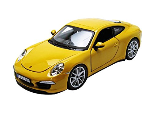 Bburago - 21065y - Porsche - 911 Carrera S - 2011 - Échelle 1/24