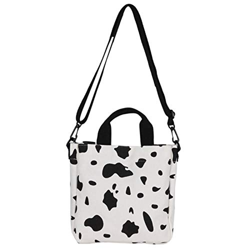 NA/ Bolso de lona para mujer con hombro y bandolera, para usar en bolsas cruzadas para adolescentes