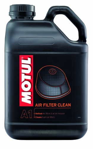 Motul 102985 A1 Air Filter Clean, 5 L