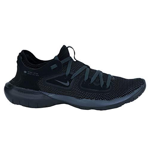 Nike Flex 2019 RN - Zapatillas para hombre, color negro, 44