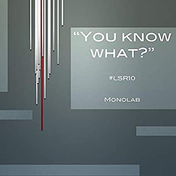 You Know What?? - Single