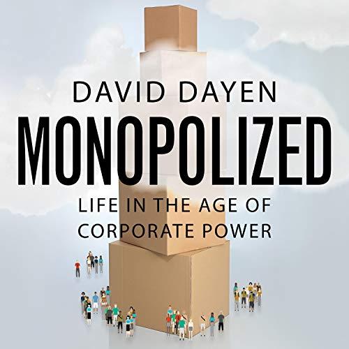 Monopolized cover art