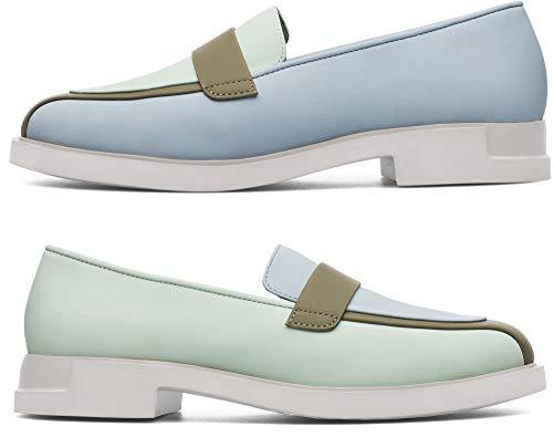 Camper Twins K200857-001 Zapatos Planos Mujer