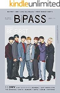 B-PASS (バックステージ・パス) 2021年11月号 [雑誌]