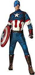Superhero Costumes for Couples: Captain America