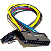 Best Compute 24 Pin to 14 Pin PSU Main Power Supply ATX Adapter Cable for IBM/Lenovo PCs and Servers