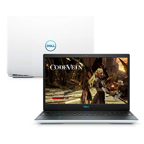 "Notebook gamer dell g3-3590-a60b 9ª geração intel core i7 8gb 512gb sSD placa vídeo nvi gtx 1660ti fHD 15.6"" windows 10"