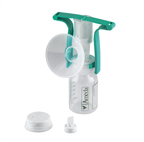 Ameda One Hand Breast Pump