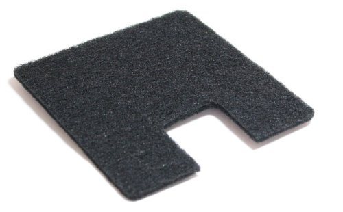 Clean Maxx Abluftfilter für Pet Star Zyklon Staubsauger Filter Lüftung Neu