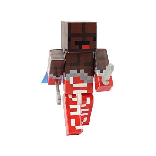 EnderToys Chocolate Action Figure Toy, 4 Inch Custom Series Figurines
