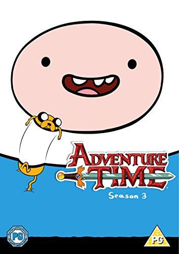 Adventure Time: Season 3 [Edizione: Regno Unito] [Edizione: Regno Unito]