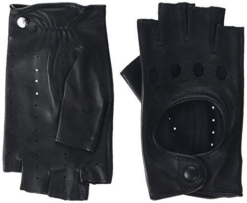Roeckl Damen Short Driver Handschuhe, Schwarz (Black 000), 8