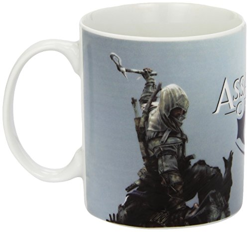 Assassins Creed 3 Tasse Connor